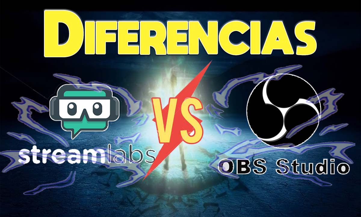 diferencias de Streamlabs y OBS