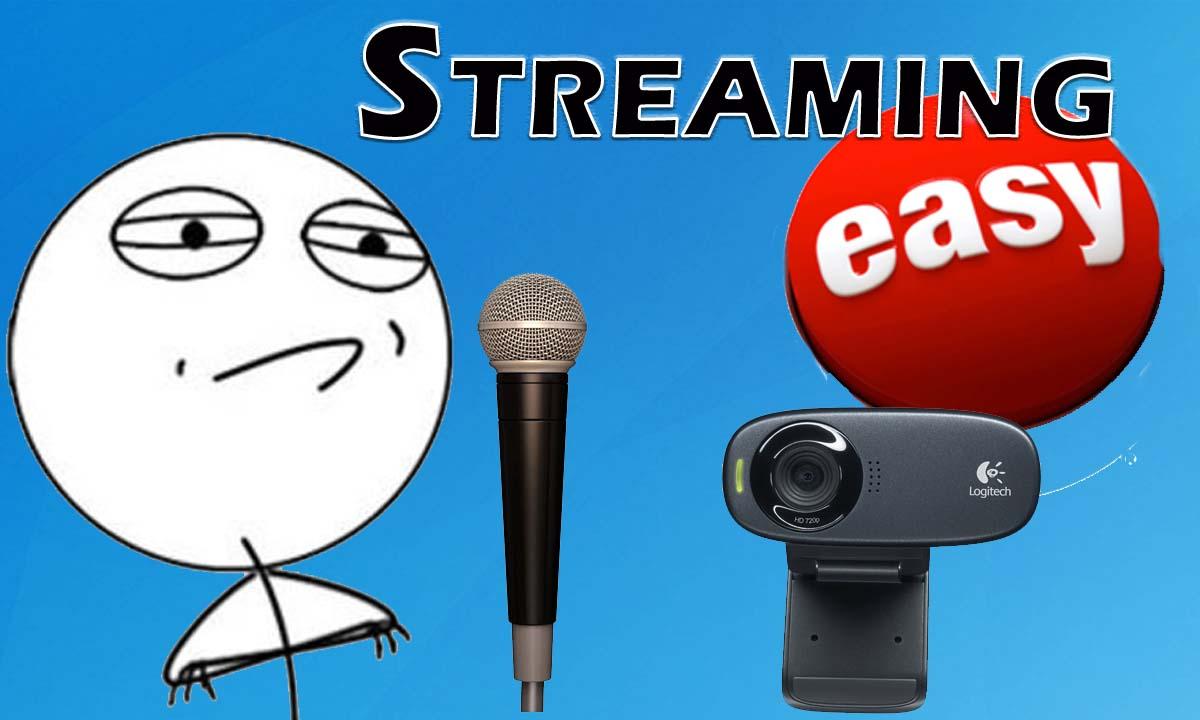 es facil hacer streaming