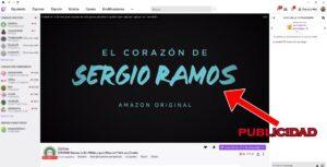 publicidad en streaming