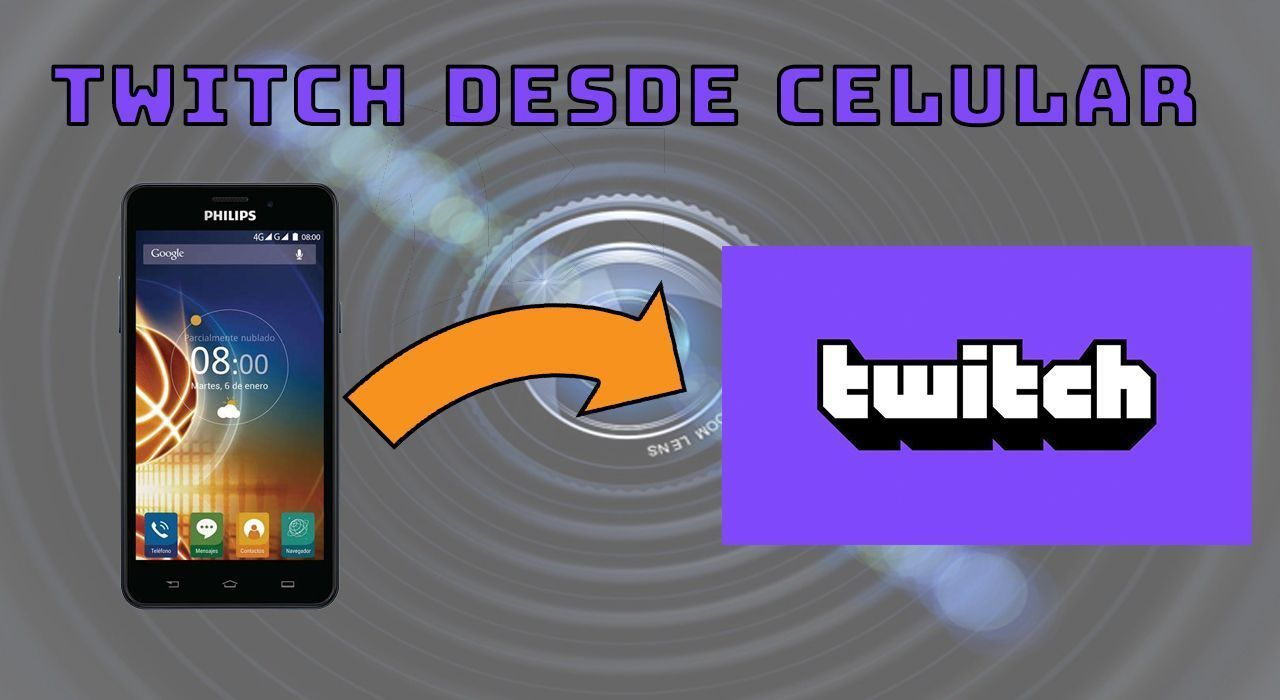 Twitch desde celular