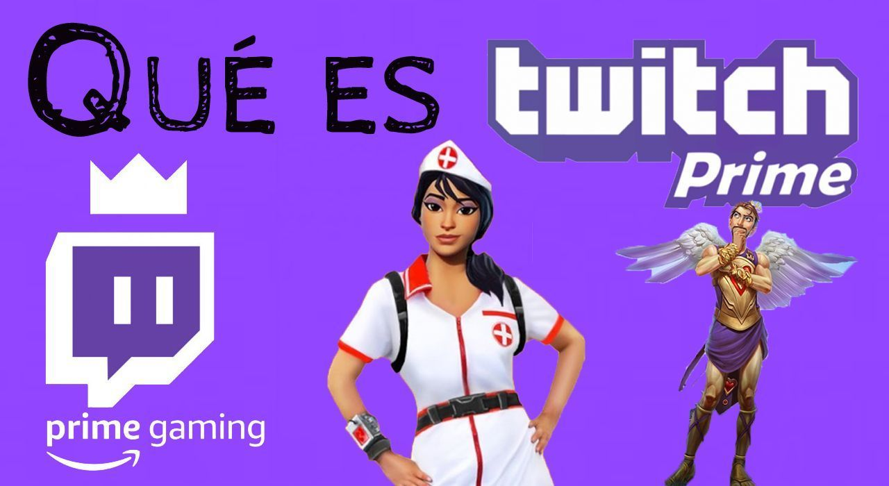 Twitch prime (Prime gaming)