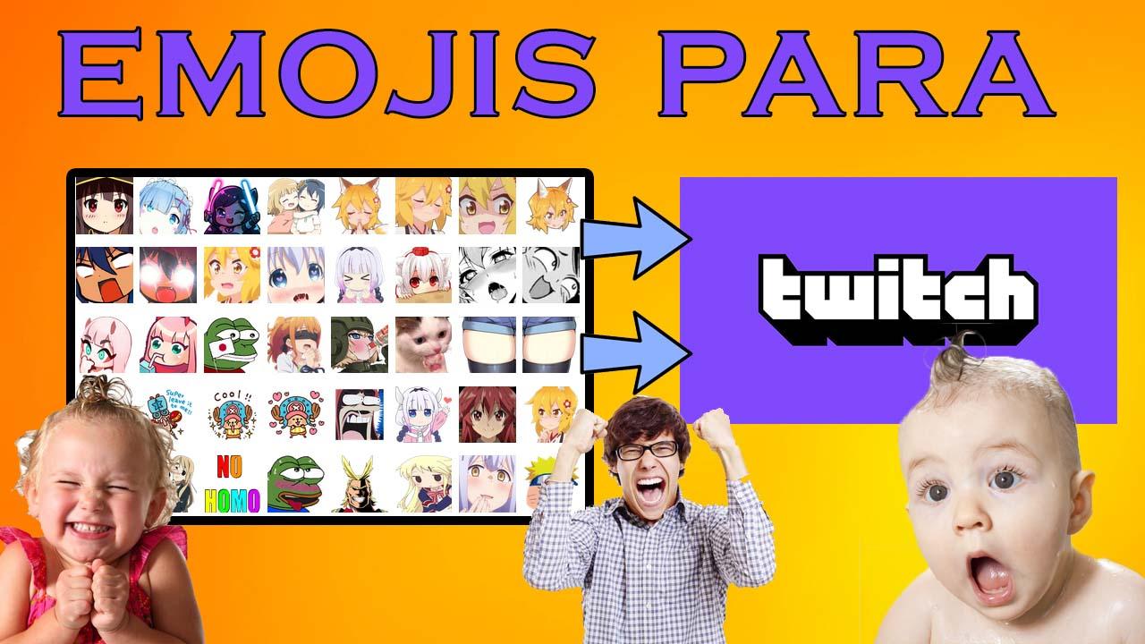 crear emojis para twitch