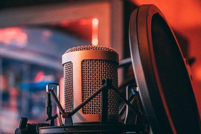 configurar audio OBS