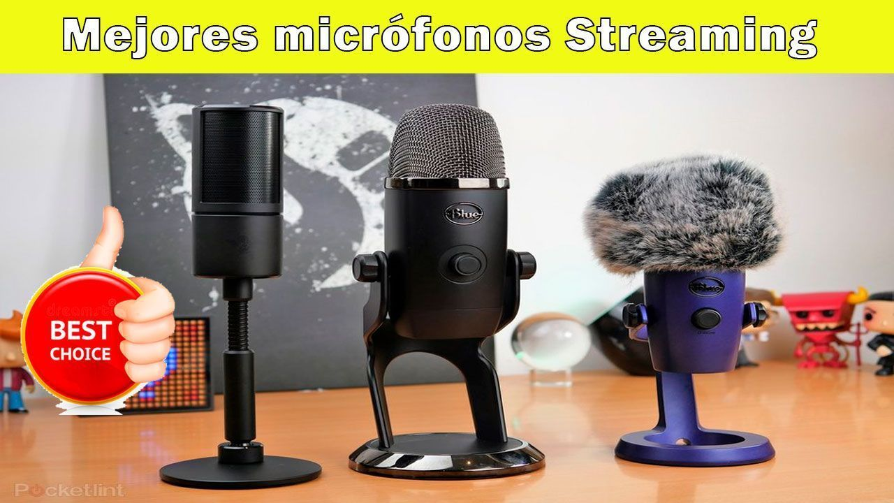 Mejores-micrófonos-para-streaming