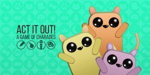 act it out juego para twitch