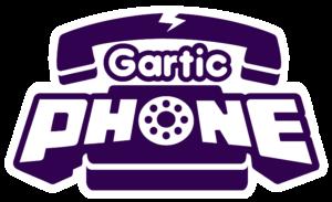 gartic phone logo