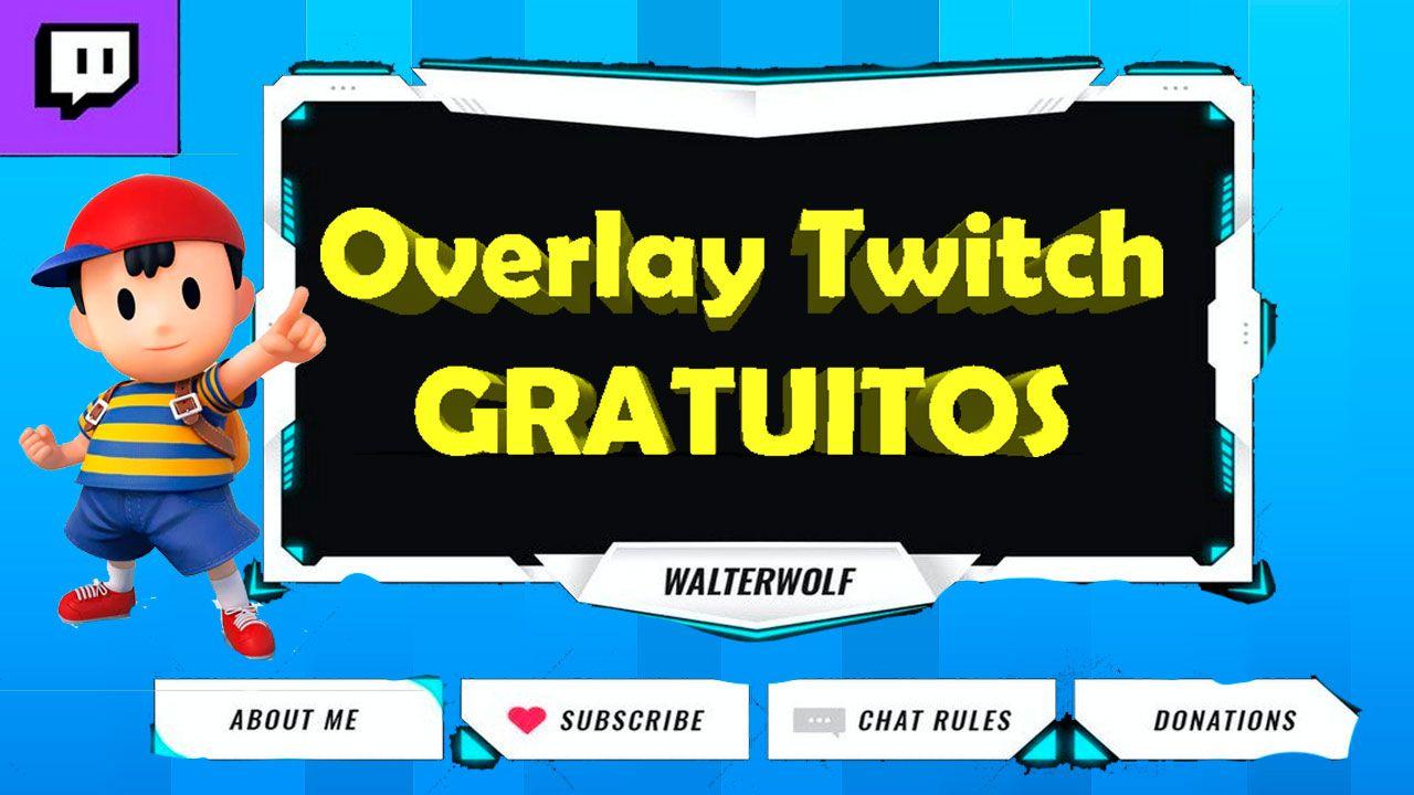 OVERLAY-TWITCH-GRATUITOS